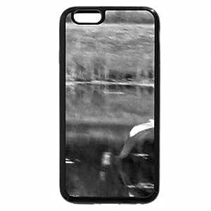 iPhone 6S Case, iPhone 6 Case (Black & White) - heron