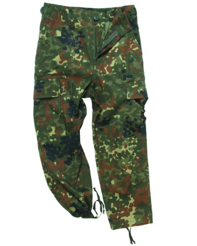 Mil-tec uS bDU pantalon kids-camouflage-m/140