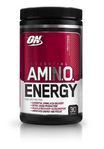 Optimum Nutrition Amino Essential Fusion Fruit d'énergie   30count