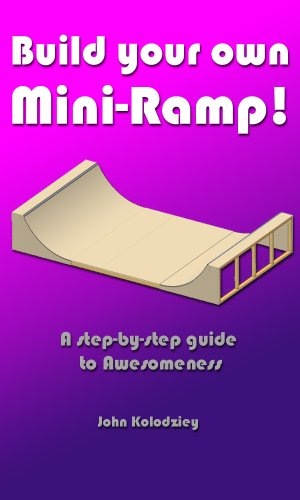 build your own mini ramp