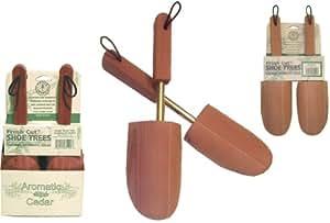 Amazon Men s Cedar Shoe Trees Two Pairs Cedar