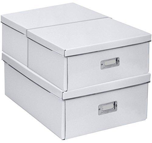 Aufbewahrungsbox Karton Mit Deckel