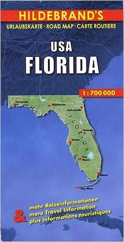 Hildebrand\'s Urlaubskarten, USA, Florida Hildebrand\'s USA ...