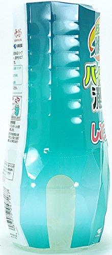 【まとめ買い】トイレの消臭元 消臭芳香剤 トイレ用 しみつき尿臭対策 ストロングハーブの香り 400ml×3個