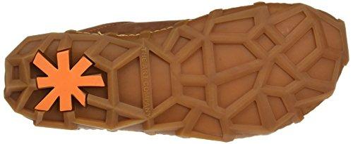ART 0768 Olio Melbourne, Zapatos de Cordones Derby para Hombre Marrón (Cuero)