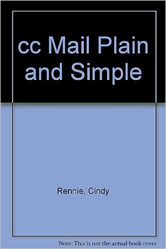 Englanninkieliset e-kirjat ladataan Cc: Mail Plain & Simple RTF