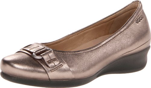 EU 5 US M On Grey 5 Women's Slip Metallic 5 Black 36 Ecco Abelone Buckle Warm w0gzqB7
