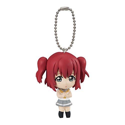 Gashapon Love Live! Sunshine!! 1.5 inch keychain Mini Figure Part 2 : Ruby Kurosawa