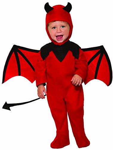 Forum Novelties Toddler Kids Daring Devil, As Shown