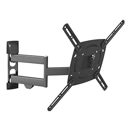 Mount Wall Barkan - Barkan L4TVM Full Motion Curved/Flat TV Wall Mount for 29