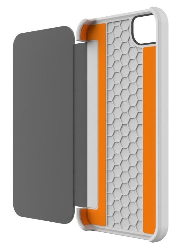 pretty nice 21b8b 687a3 Tech21 iPhone 5 / iPhone 5s / iPhone Se D30 Impact Snap Case with Cover -  White - In Retail Packaging