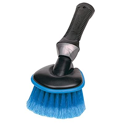 Carrand 92025 Grip Tech Deluxe Super Soft Car Wash Brush with Flagged Bristles: Automotive