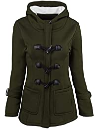 Amazon.com: Greens - Wool & Blends / Wool & Pea Coats: Clothing ...