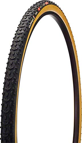 Challenge Grifo Cross Open Tubular Tire (Clincher) (Black/Brown