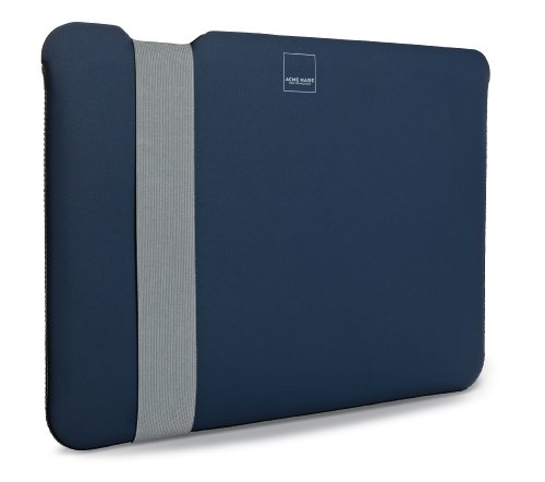 Acme Made Skinny Sleeve for 15-Inch MacBook Pro, Blue/Grey (AM36684-PWW)