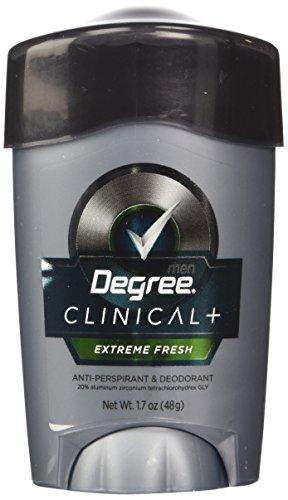 Degree Clinical Ex Fresh Size 1 7Z Degree Clinical Ex Fresh 1 7Z