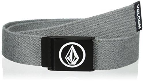 Volcom Men's Circle Premium Web Belt, Ch - Volcom Mens Belt Buckle Shopping Results