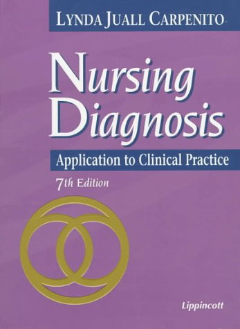 Nursing Diagnosis: Application to Clinical Practice (7th ed)