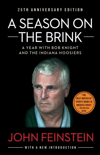 Book cover for A Season on the Brink