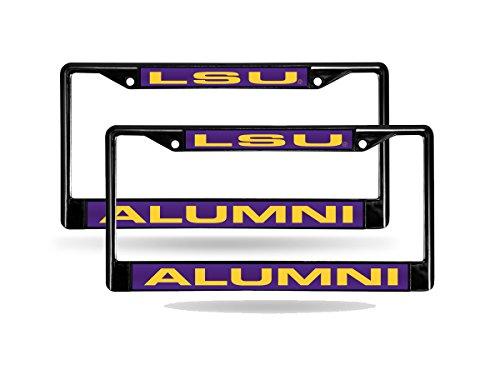 lsu alumni license plate frame - 8