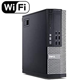 Dell Optiplex 9020 SFF Computer Desktop PC, Intel Core i5 Processor, 16GB Ram, 2TB Hard Drive, WiFi, Bluetooth 4.0, DVD…