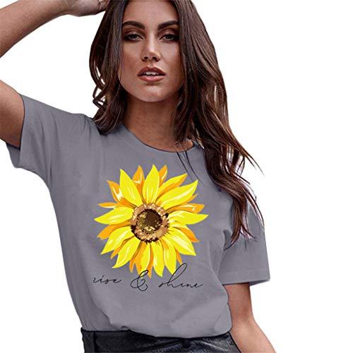 Eaktool Women's Tunic Tops Loose Blouse Shirts Tunic Tops Loose Blouse Shirts Sexy Slim Fit Stretchy Off Shoulder ()