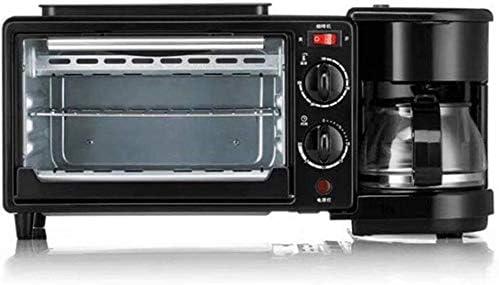 Dsnmm Multifunción hogar Desayuno de la máquina, 3 en 1 Máquina de ...