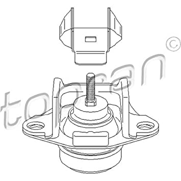 TOPR Rubber bearing chassis