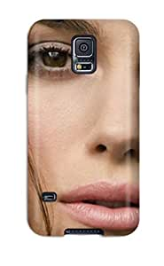 Art Marie Johnson Fashion Protective Keira Knightley Case Cover For Galaxy S5