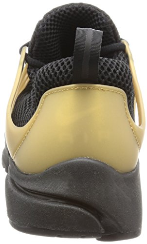 Nike 848187-003, Zapatillas de Trail Running para Hombre black metallic gold 007