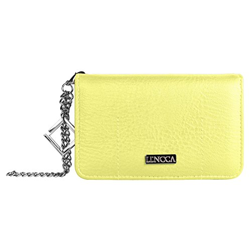 Collection Mobile Edge Womens (Sun & Sky Kymira Collection WomenÆs Wallet Carrying Case by Lencca for LG Optimus F7 / F6 / F3)