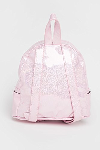Glitter Mini Ardene Women's Pink Backpack 4EqwE75Ox