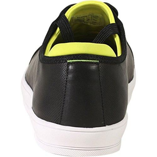 Hugo Baas Mens Houding Trainers Sneakers Schoenen Houtskool