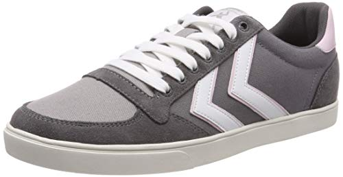 2600 Rock Adulte Slimmer Gris Low Mixte Basses Hummel castle Stadil Sneakers SwggAq