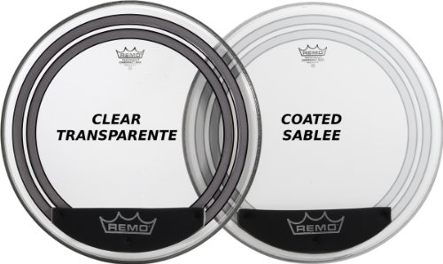 Remo Powersonic Clear Bass Drumhead, 20