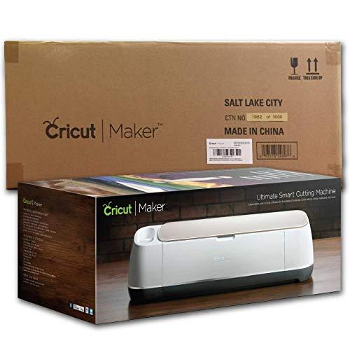 Cricut Maker Machine Bundle 4 Smooth Heat Transfer Permanent Vinyl Designs