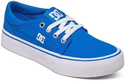 DC SHOE(ディーシーシュー) DC スニーカー キッズ スニーカー Ks TRASE TX BLUE (445) dk171011 ディーシーシュー,DC shoes キッズ スニーカー 子供 靴