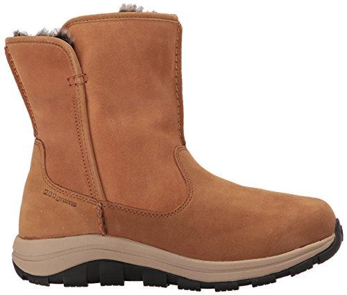 Omni Women's Oxford Elk Slip Boot Columbia Heat Ankle Bangor Tan wPq8n4dt