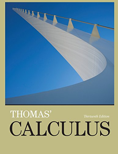 Thomas' Calculus (13th Edition)