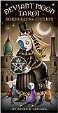 Tarot Card Painting Deviant Moon tarot deck by Patrick Valenza Borderless Version