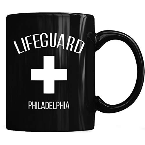 Lifeguard Philadelphia Mug, Lifeguard Philadelphia Mug Coffee Mug 11oz & 15oz Gift Black Tea Cups -