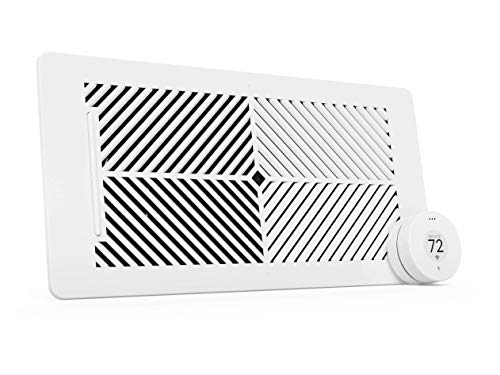 Flair Smart Vent, Smart Vent for Home Heating and Cooling. Compatible with Alexa, Works with ecobee, Honeywell Smart… 4
