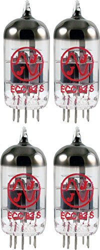 Vacuum Tube Set for ENGL Special Edition Preamp E570