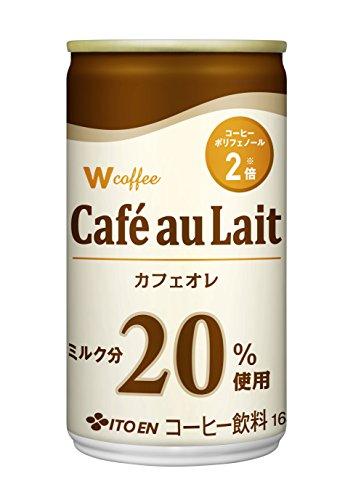 이토원 W coffee 카페 오레 캔 165g×30개