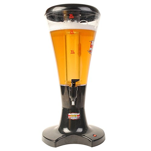 hpwhome-3l-plastic-beer-dispenser-tower-comes-with-energy-efficient-led-lights-removable-ice-chamber
