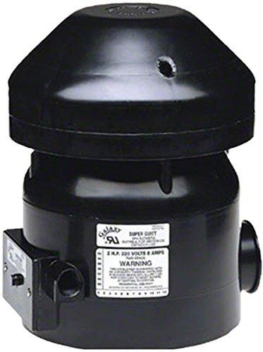 Air Supply 6515101 1.5 HP Galaxy Supreme 115V 8.0A Hardwire Spa Air Blower by Air Supply