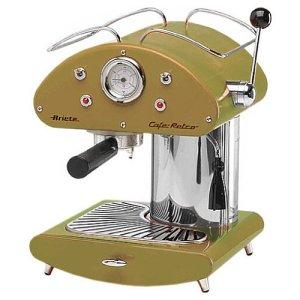 Ariete 19502 Cafetera expreso Retro oro: Amazon.es: Hogar