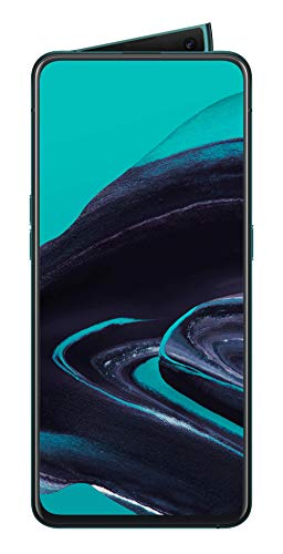 OPPO Reno2 Reno 2 8Gb+128Gb Qualcomm SDM730G 48MP Dual SIM VOOC 3.0 Smartphone (8+128GB, Ocean Blue)