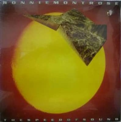 Speed Of Sound LP (Vinyl Album) US Enigma 1988