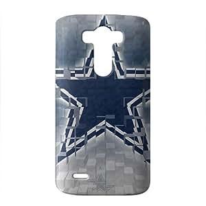 Dallas Cowboys 3D Phone Case for LG G3
